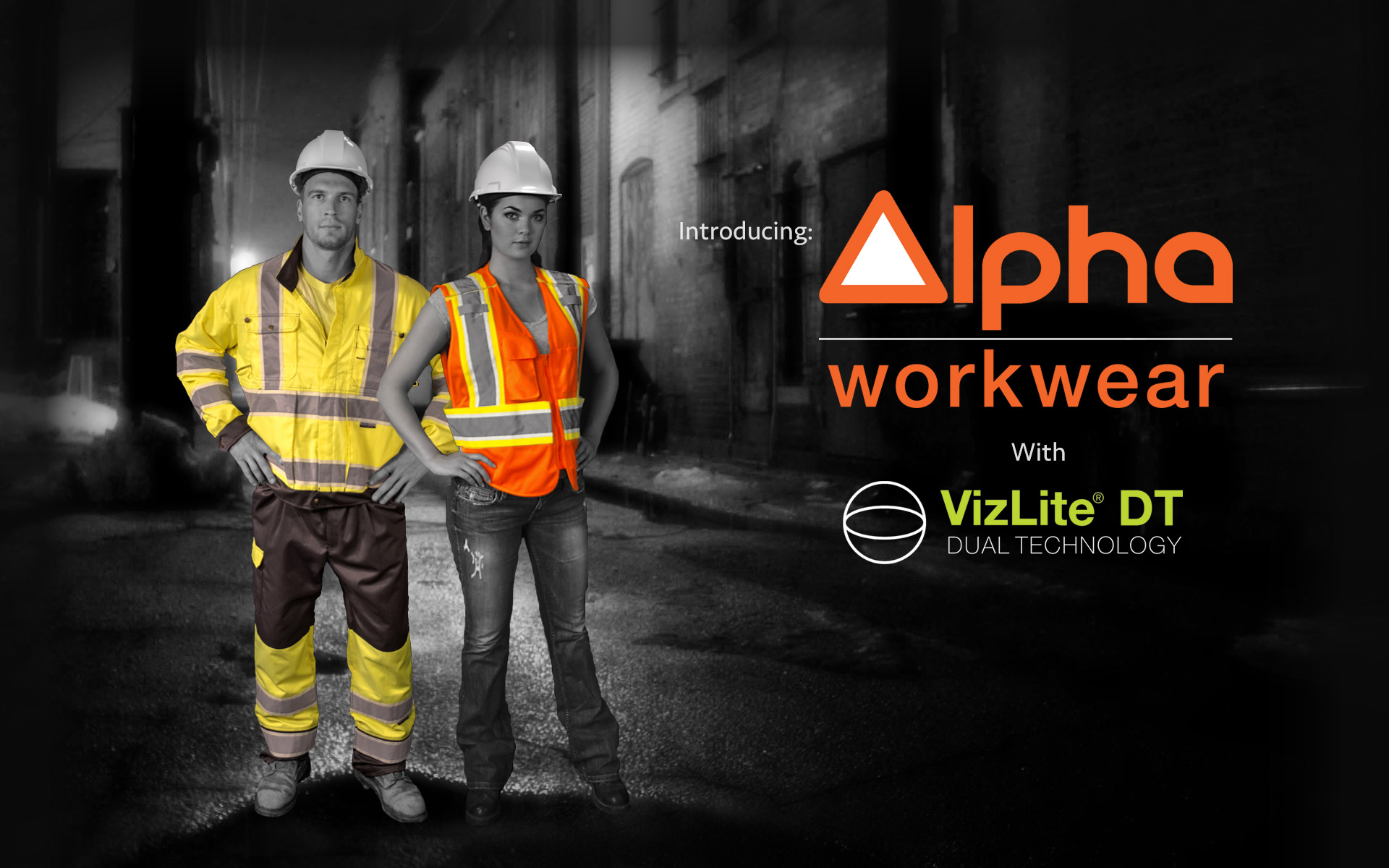 Viz Reflectives North America Work Wear